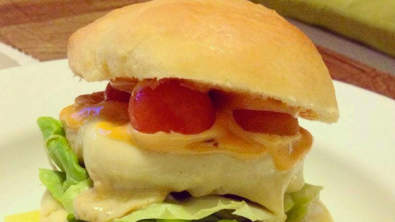 La recette du pain burger