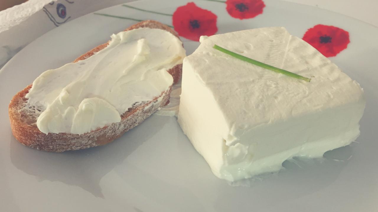 Recette du fromage crémeux et fondant façon Kiri