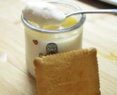 Les yaourts gourmands aux petits beurre