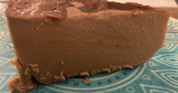 Flan pâtissier sans pâte au chocolat