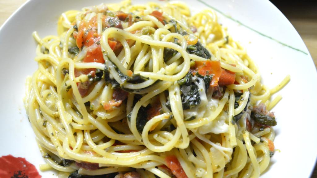 One pot pasta version cookéo
