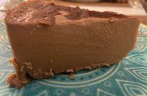 Flan au chocolat pâtisssier